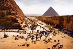Explosiones por doquier en Egipto. M. Bay.