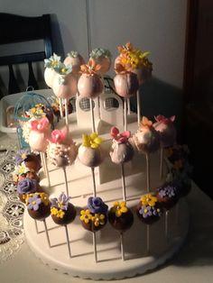 Cake Pops I Made Today..