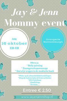 Jay & Jenn mommy event