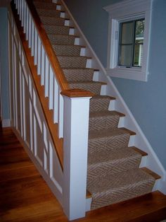 47 Handsome Stairway Decorating Ideas For Attractive Your Home Big Design, House Design, Stairway Decorating, Winding Staircase, Traditional Staircase, Concrete Stairs, House Stairs, Stair Treads, Staircase Design
