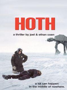 Star Wars Movie Mashup Posters Created byDan Polydoris. Star Wars / Fargo mashup