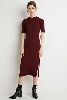 Midi-Dress von Forever 21, um 18 Euro