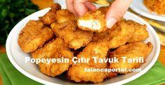 Popeyesin Çıtır Tavuk Tarifi   Renkli Hobi Iftar, Food And Drink, Chicken, Meat, Ethnic Recipes, Diy, Crafts, Manualidades, Bricolage