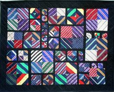 Recycled men's ties by minnie