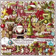 Скрап-набор Merry Christmas. Обсуждение на LiveInternet - Российский Сервис Онлайн-Дневников