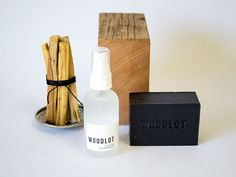 This product image released by Vancouver-based Woodlot shows the Palo Santo gift package. Holiday Time, Holiday Gifts, Christmas Gifts, Gifts For Kids, Gifts For Women, Great Gifts, Beauty Box, Gift Packaging, Men And Women