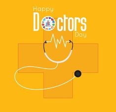 Happy Doctors Day, E Greetings, How To Express Feelings, Info, Letters, Letter, Lettering, Calligraphy
