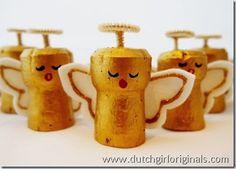 Dutch Girl Originals: Tic-Tac-Tinsel