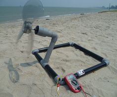 I love to design & inventing something new with low cost. Here I would like to share what i've done. here my new project for wind turbine ... design for beach campers to generate energy even at NIGHT !! please do comment on my project .... your comment can help me improve it..... Current problem :- need to increase amp. & also looking for small generator with low rpm ... thanks dude http://sheikhfirdaus.wordpress.com