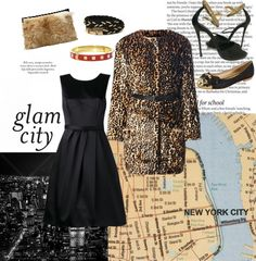 #fashioncollage #styleinspiration #moodboard for the glam gal: http://blog.styleshack.com/motivate-monday-92214/