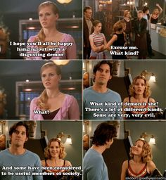 "I love Anya. Also, Bonus points for the early Amy Adams appearance. One of my favorite games to play is ""Hey, they were on Buffy!"""