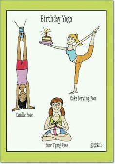 Yoga kaart