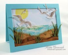 KC Impression Obsession Sea Birds 2 left
