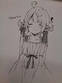 #anime #sketch #art