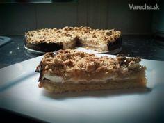 aple pie-jablečný koláč s drobenkou Tiramisu, Cake Recipes, Baking, Ethnic Recipes, Desserts, Cakes, Food, Basket, Tailgate Desserts