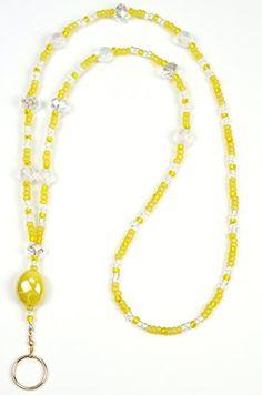 Lemon Drop ID Lanyard Sunchains http://www.amazon.com/dp/B00NCNKD04/ref=cm_sw_r_pi_dp_QJF.ub0XGM4Y3