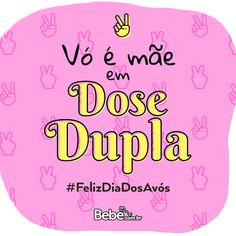 Dia dos Avós: lindas mensagens para mandar nessa data especial | Bebe.com.br