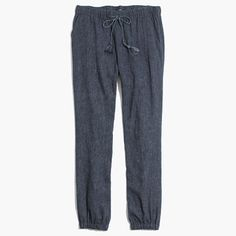 Madewell - Shorewalk Cover-Up Pants housut