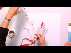 ▶ The Joy of Crafting 160/2 - Cording Straw Lei - YouTube