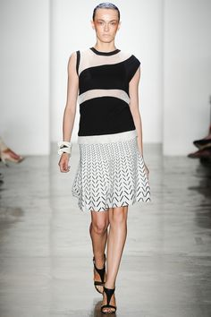 Ohne Titel Spring 2014 RTW - Review - Fashion Week - Runway, Fashion Shows and Collections - Vogue