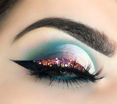 Gorgeous eye makeup #eyeshadow #eyemakeup #makeup