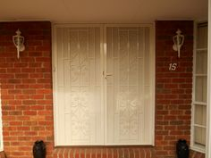 Looking to install security doors, visit Australia's Number One specialist i.e Multifit Security Doors. Security Doors, Visit Australia, Melbourne, Number, Design