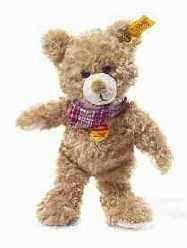 Steiff EAN 022982 Luise beige Cuddly Teddy Bear Small