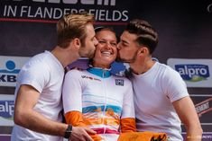 Opinion: podium boys are no better than podium girls - by Anne-Marije Rook - March 30, 2016........How about podium old geezers. I'll volunteer.