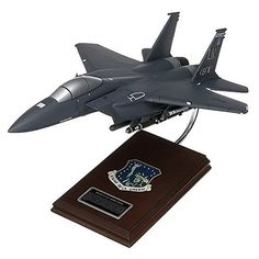 Mastercraft Collection MCF15ESBW F 15E Strike Eagle Wood Desktop Model. #Mastercraft #Collection #MCFESBW #Strike #Eagle #Wood #Desktop #Model