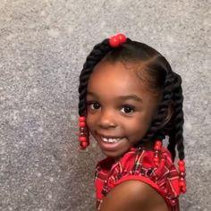Best Indoor Garden Ideas for 2020 - Modern African Hairstyles For Kids, Black Baby Girl Hairstyles, Toddler Braided Hairstyles, Natural Hairstyles For Kids, Natural Hair Styles, Short Hair Styles, Princess Hairstyles, Easy Hairstyle Video, Kid Braid Styles