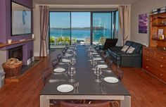 Atlantic View House, New Polzeath, Wadebridge, Cornwall, UK, England. Self Catering. Holiday Let. Holiday. Travel. Accommodation. #AroundAboutBritain.