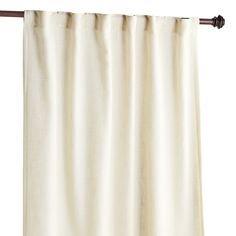 Marbella combines color and texture beautifully. Woven with metallic thread, there is a slight glimmer to our solid curtain, giving it added depth and interest. Plus, with a combination rod pocket and back tab construction, you can hang it two different ways. Decisions, decisions.