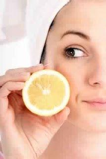 Jus de citron contre les cicatrices d'acné