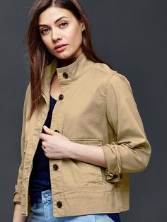 Utility swing jacket | Gap