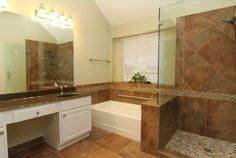 Master your Masterbath Remodel- This is a blog post about what to consider when #remodeling your #Masterbath.