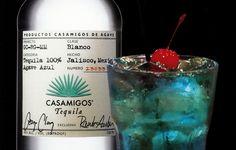 Kentucky Rain Cocktail | Edible Louisville & the Bluegrass Tequila, Derby Recipe, Agave Azul, Derby Party, Kentucky Derby, Cocktails, Rain, Party Ideas, Bottle