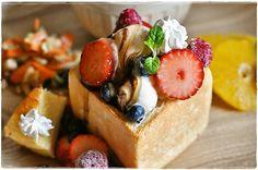 ハニートース (honey toast) | マーマレードキッチン #honeytoast