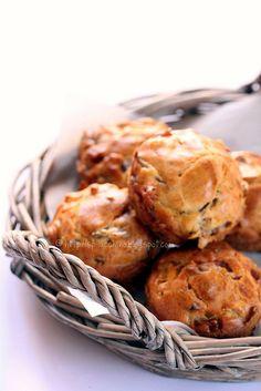 muffins radicchio e pancetta #recipe #juliesoissons
