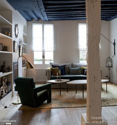 A 50sqm apartment which looks great!