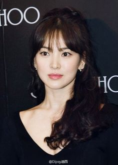 Women asian makeup look ideas 61 Korean Beauty, Asian Beauty, Song Hye Kyo Style, Song Hye Kyo Hair, Asian Makeup Looks, Asian Celebrities, Korean Actresses, Up Girl, Beautiful Asian Girls