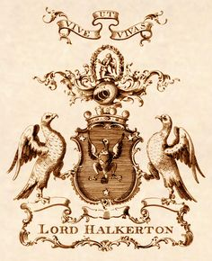 Lord Halkerton Coat of Arms