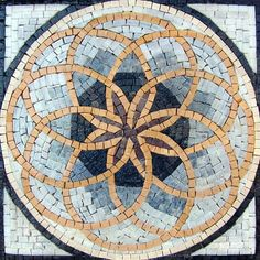 Accent Marble Mosaic
