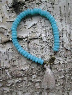 Sparkling beads armband