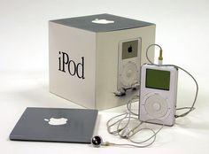 Apple iPod. 2001.