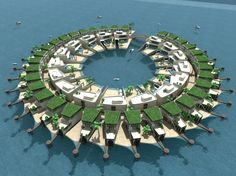 89 floating islands, giving current World investors the opportunity to purchase a floating paradise for their...