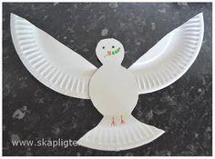 Skapligt Enkelt: Fredsduva