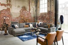 Collectie Prima-Lux en Idee+: zetel volledig samen te stellen naar uw wensen!