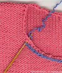 Crochet Sewing Knitting Fashion Crew Neck Tejidos Dressing Up Moda Needlework Knitting Machine Patterns, Knitting Stiches, Free Knitting, Baby Knitting, Crochet Patterns, Diy Crafts Knitting, Knitting Projects, Knit Vest Pattern, Knitting Designs