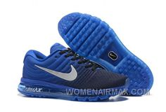 http://www.womenairmax.com/authentic-nike-air-max-2017-royal-blue-black-new-style-3z56sak.html AUTHENTIC NIKE AIR MAX 2017 ROYAL BLUE BLACK NEW STYLE 3Z56SAK Only $69.62 , Free Shipping!