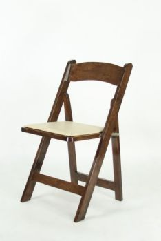 Charmant FRUITWOOD FOLDING CHAIR   Catalog | Baker Party Rentals 150 U003d $450